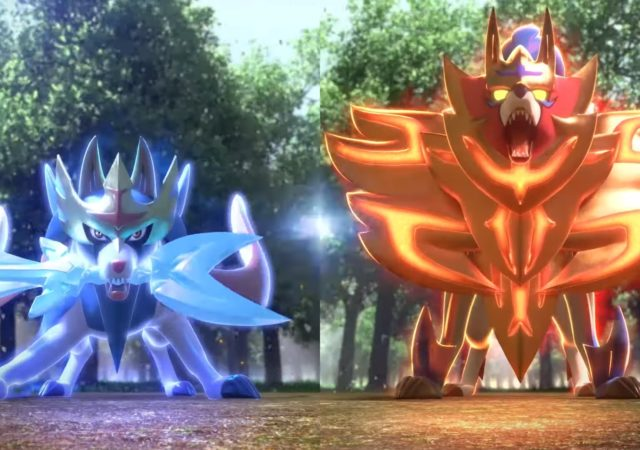 Pokémon Épée et Bouclier - Légendaires