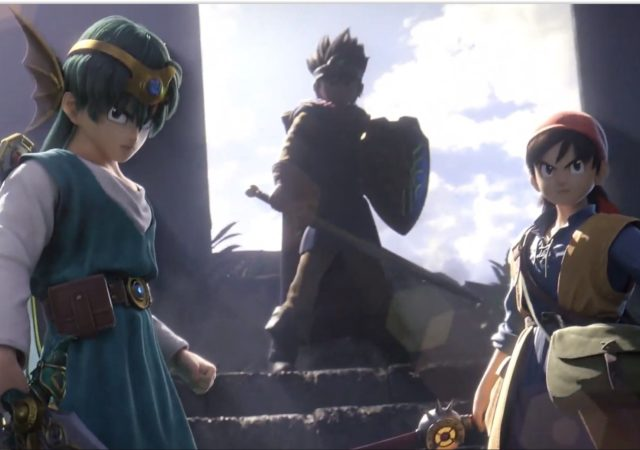 Super Smash Bros Ultimate - Dragon Quest
