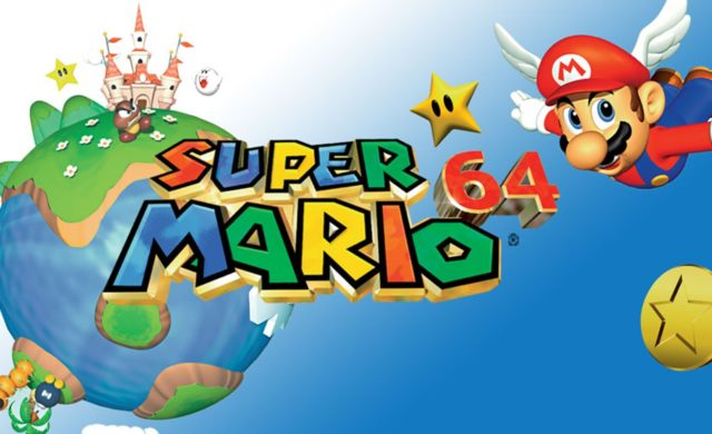 5 anecdotes sur Super Mario 64