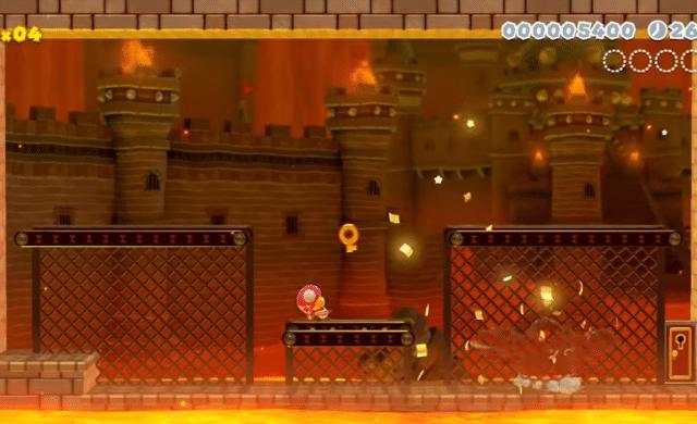 Super Mario Maker 2 Toadette