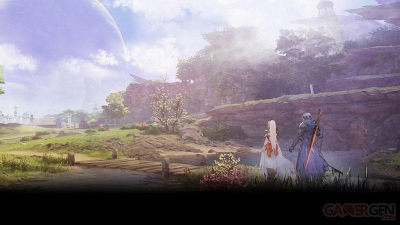 Tales of Arise - 2 héros opposés