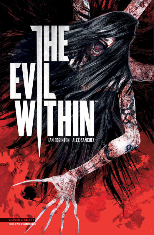 The Evil Within 2nd couverture
