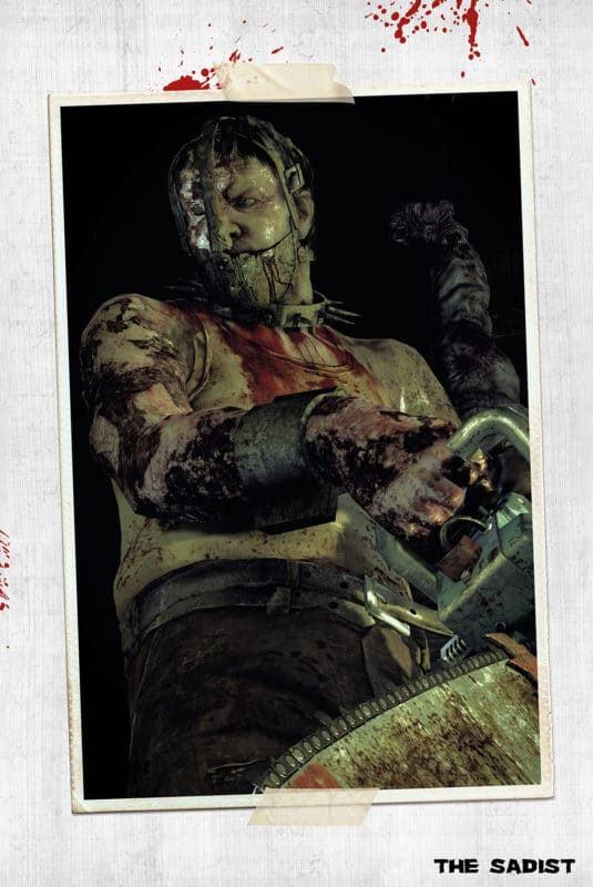 The Evil Within le Sadique 2