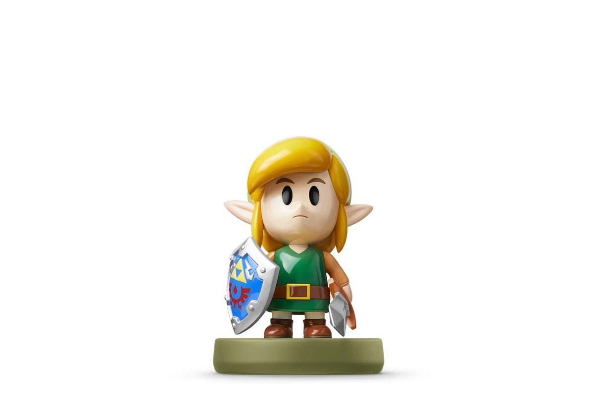 Présentation de l'amiibo The Legend of Zelda: Link's Awakening
