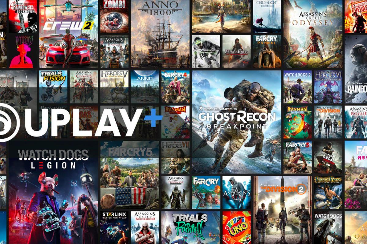 Présentation à l'E3 2019 du service Uplay + d'Ubisoft