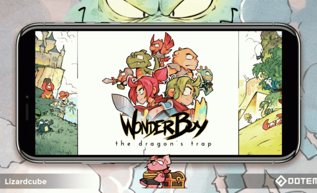 Wonder Boy mobile