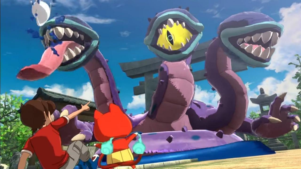 Yo-Kai Watch 4 - Monstres en vue