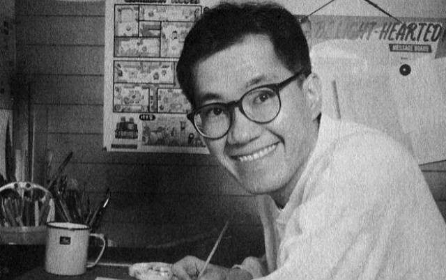 akira toriyama