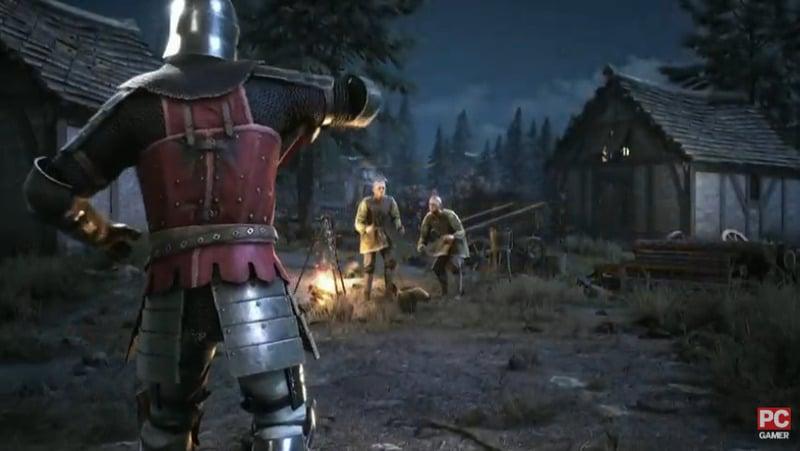 Présentation du jeu Chivalry 2 à l'E3 2019