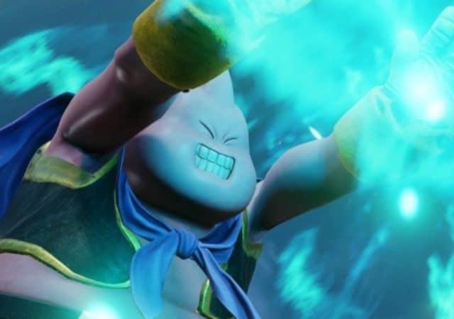 Jump Force Majin Boo