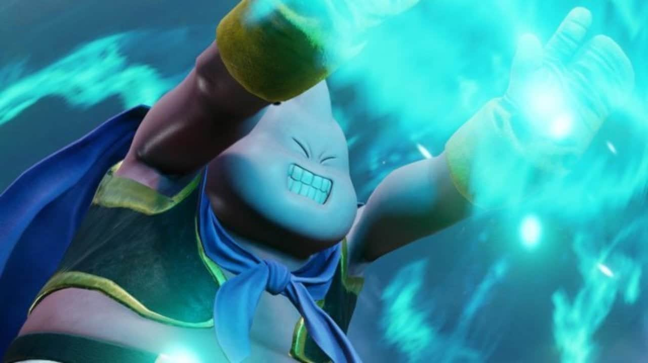 Jump Force Majin Boo