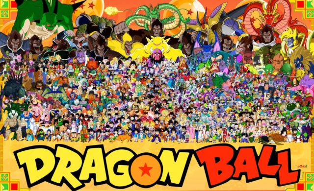 Dragon ball personnages