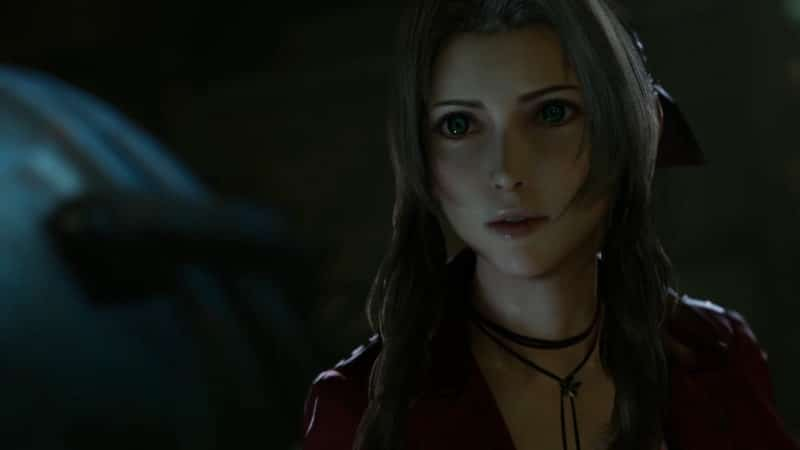 final fantasy VII Remake Aeris