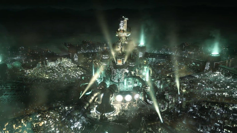 final fantasy VII remake midgar