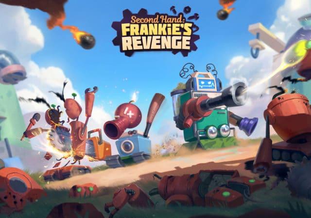 Affiche Frankie's revenge