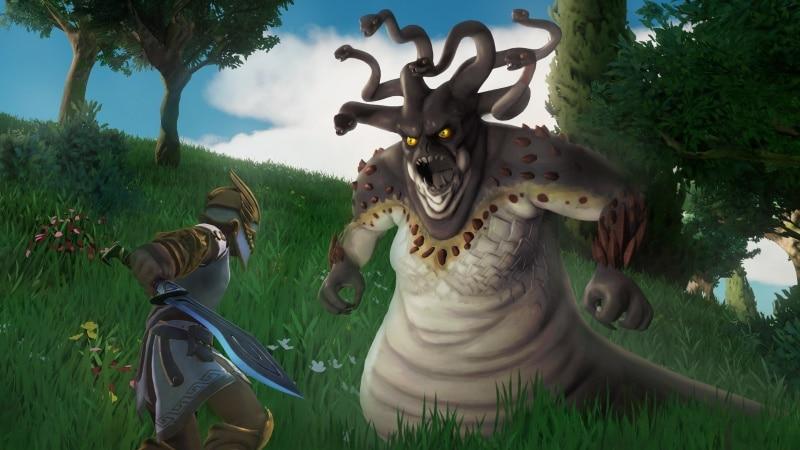 God & Monsters gorgonne