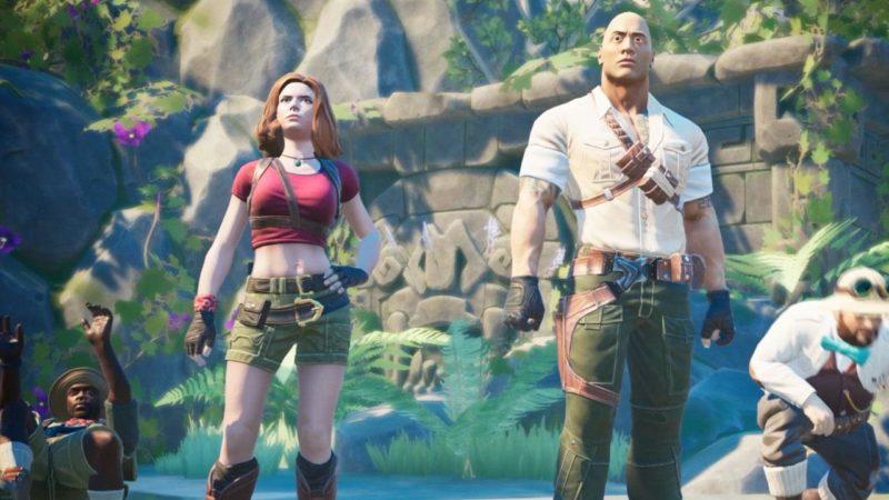 Image Jumanji The video Game