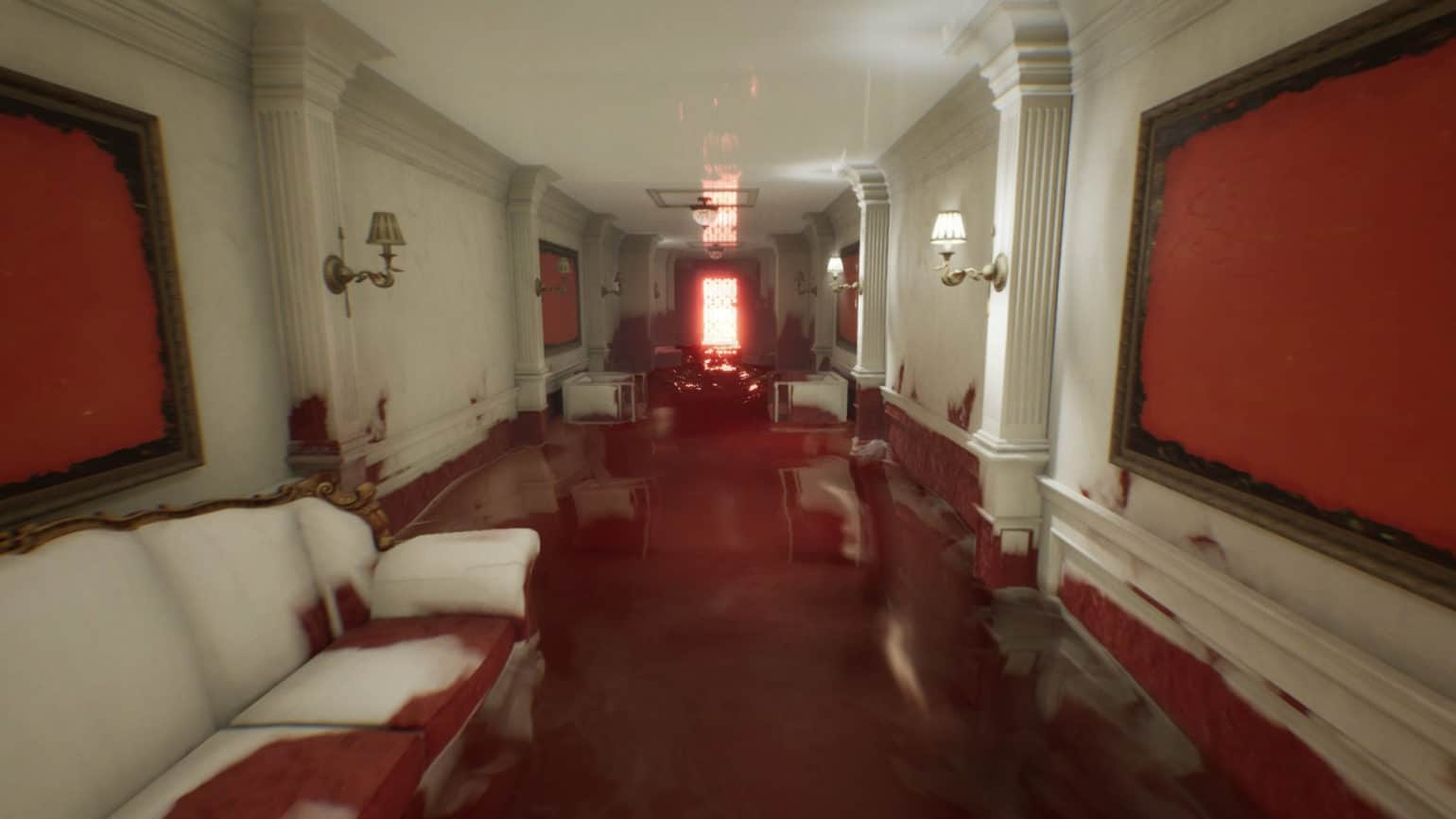 Layers of Fear 2 couloir