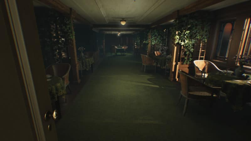 layers of fear 2 restaurant