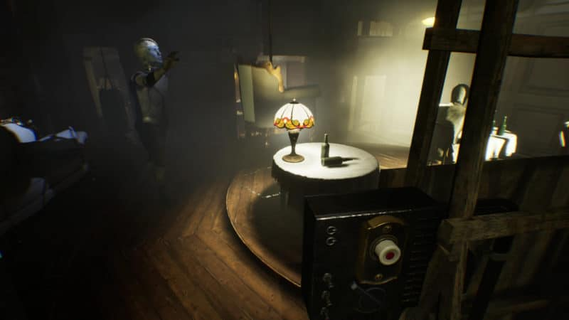 layers of fear 2 énigme