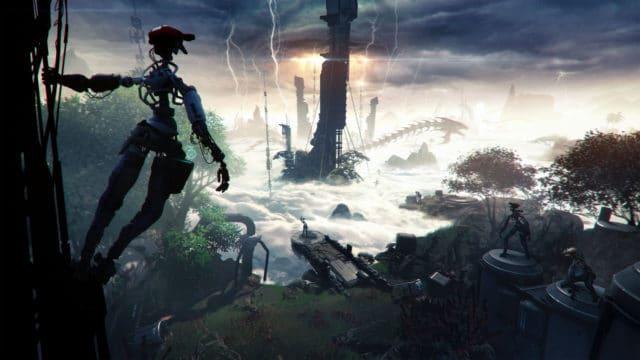 présentation du jeu Stormland