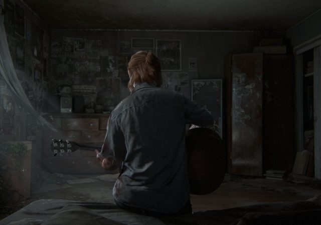 The last of us 2 elie de dos