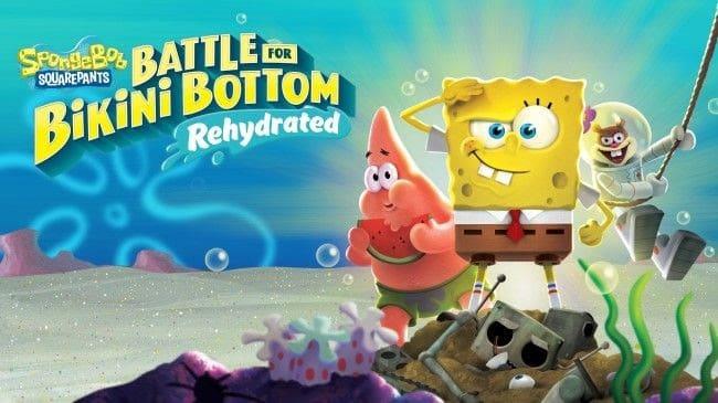 Bob l'éponge : Bataille pour Bikini Bottom : Rehydrated