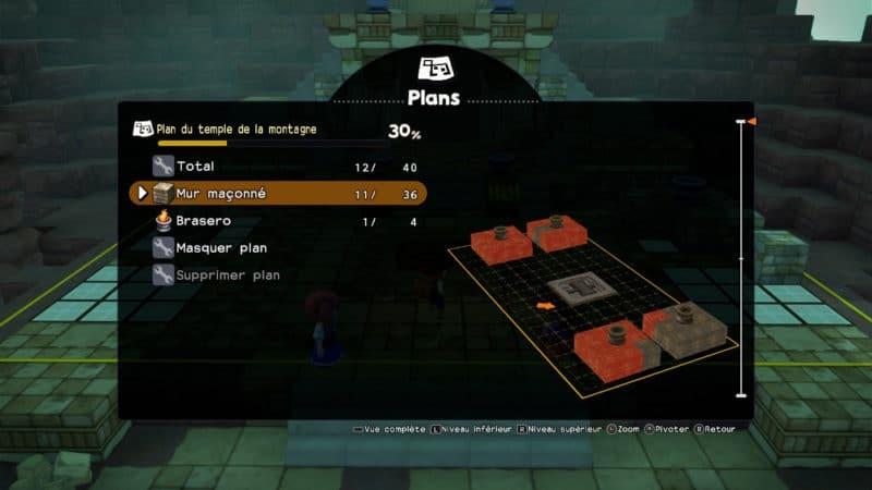 Dragon Quest Builders 2 plan