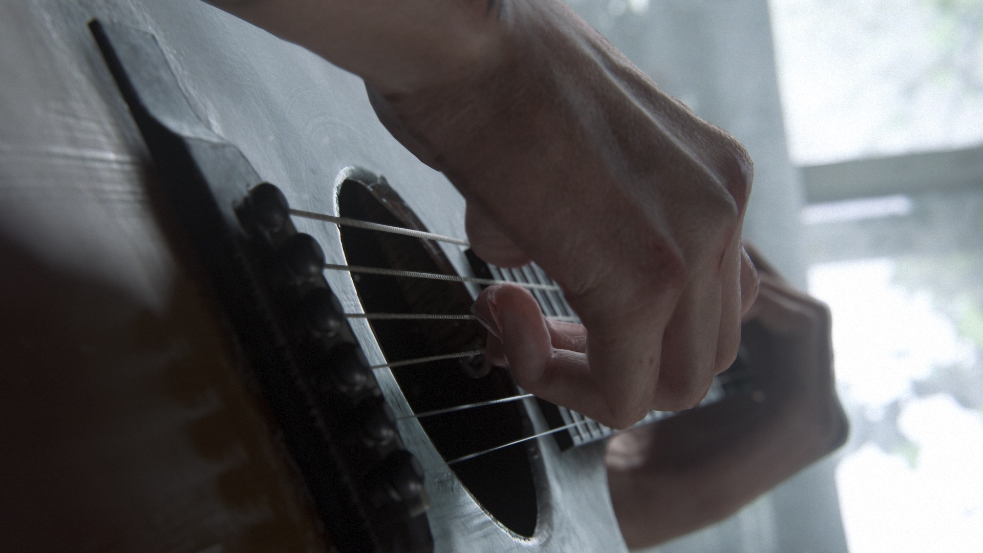 The Last of Us Part II guitare
