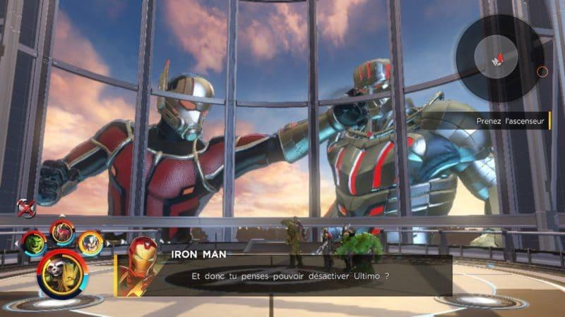 Marvel Ultimate Alliance 3 test