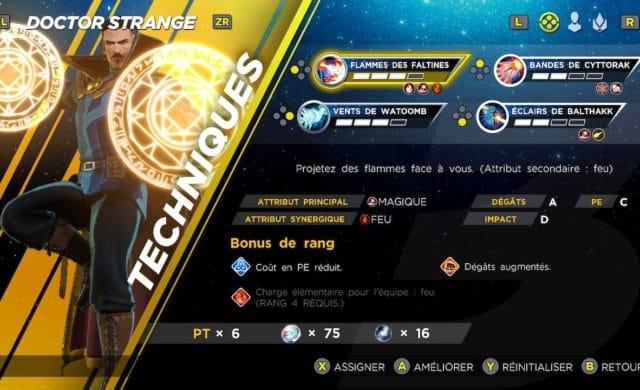 Marvel Ultimate Alliance 3, test