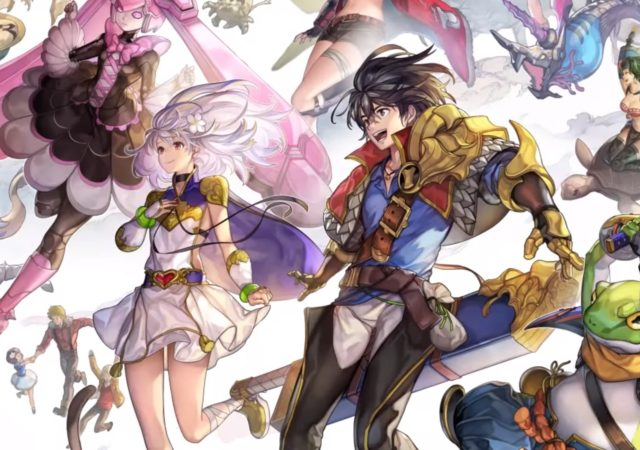 Test du jeu Another Eden