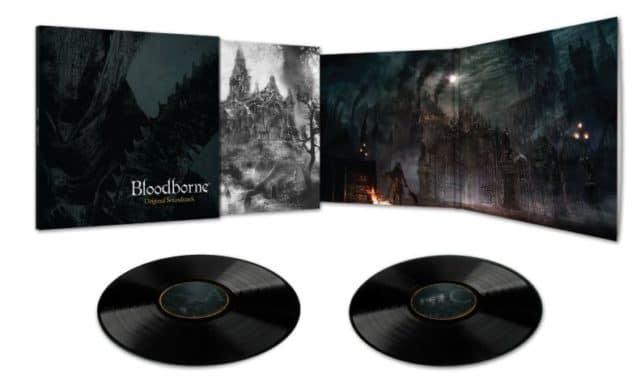 Bloodborne OST vinyle - illustration