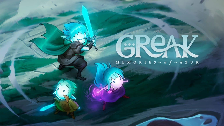 Présentation du jeu Greak: Memories of Azur