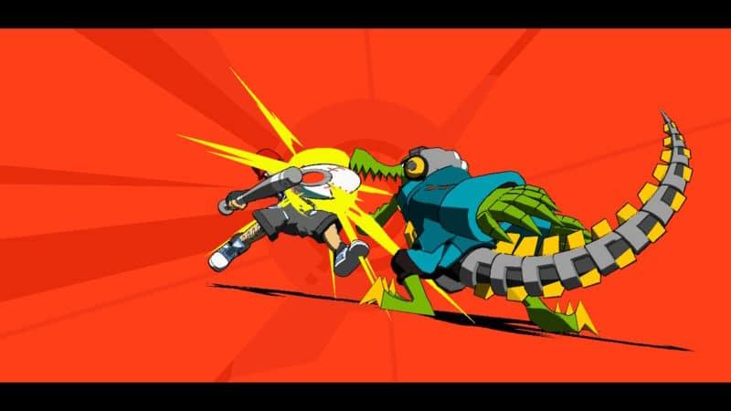 Lethal League Blaze - Coup décisif 2