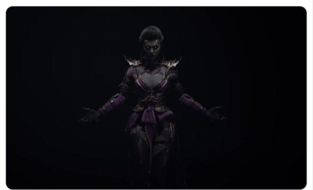 Mortal Kombat 11 - Sindel Tweet