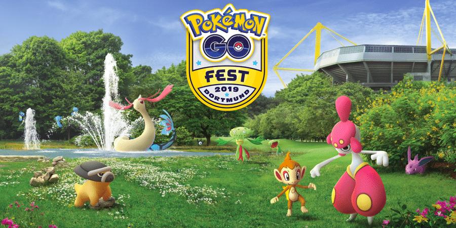 Pokémon GO - Dortmund GO Fest