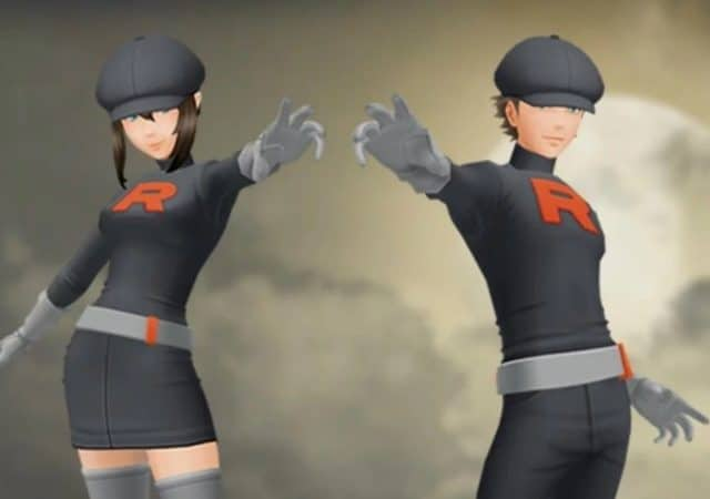 Pokémon GO - Team Rocket