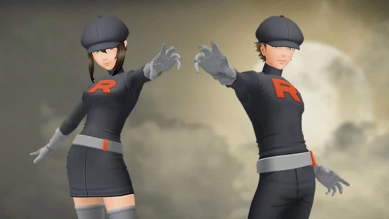 Pokémon GO - Team Rocket