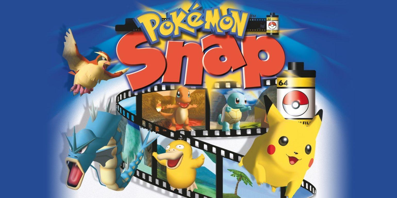 Pokémon Snap 2 - Jaquette Pokémon Snap