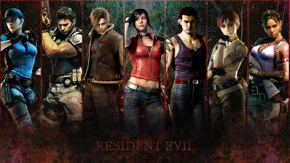 Resident Evil Triple Pack - Bannière