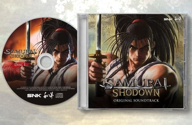 Samurai Shodown OST - disque 1