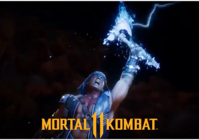 Mortal Kombat 11 - Nightwolf