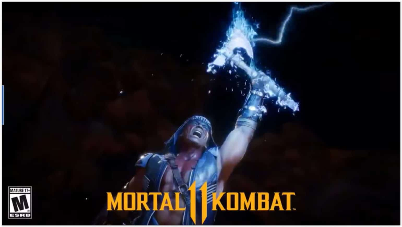 Mortal Kombat 11 - Nightwolf