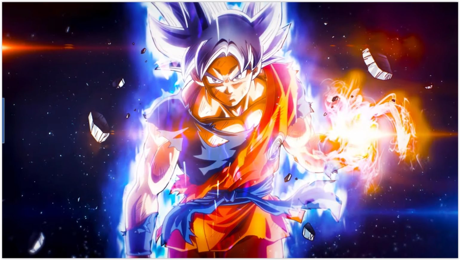 Super Dragon Ball Heroes - Goku Super Instinct