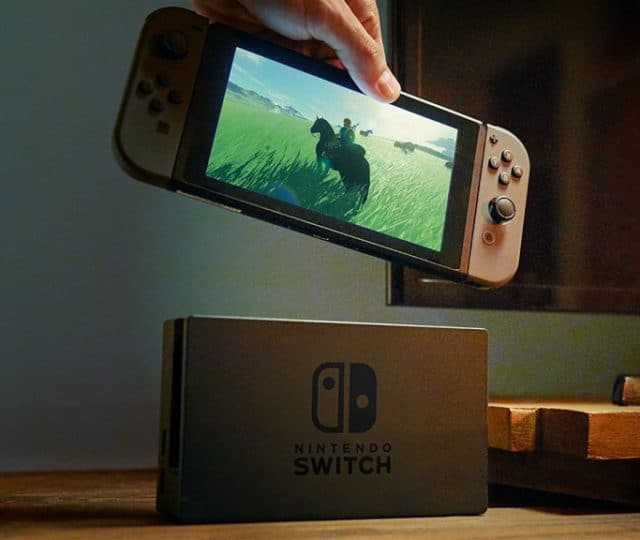Switch - une raison pour embarquer