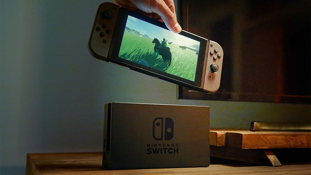 Nouvelle Nintendo Switch batterie