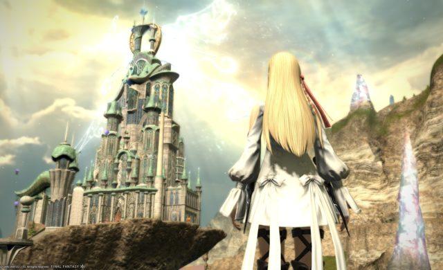 Final Fantasy XIV: Shadowbringers - Minfilia