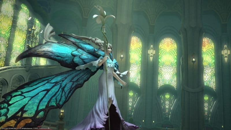 Test Final Fantasy XIV: Shadowbringers - Titania