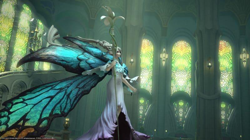 Test Final Fantasy XIV: Shadowbringers - Titania